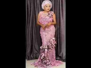 Video: Check Out Toyin Aimakhu Abraham Outfit To Banky W & Adesua AllStars Wedding